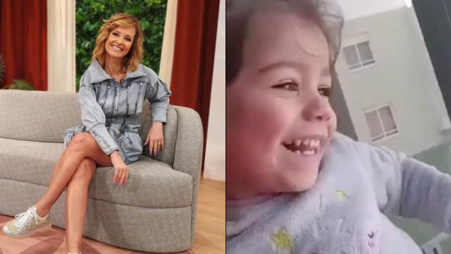 "O vídeo da menina que emocionou Cristina Ferreira: ""Amar é respeitar"""