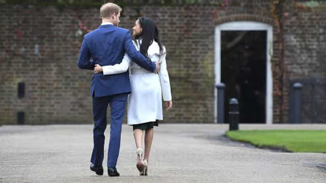 'The end'. O adeus oficial de Meghan e Harry ao núcleo sénior da realeza