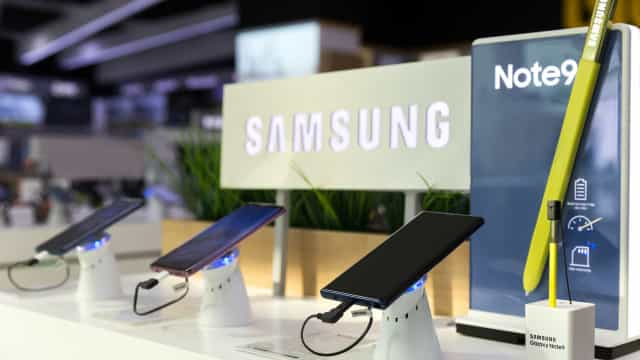 Samsung confirma que não haverá novo Galaxy Note