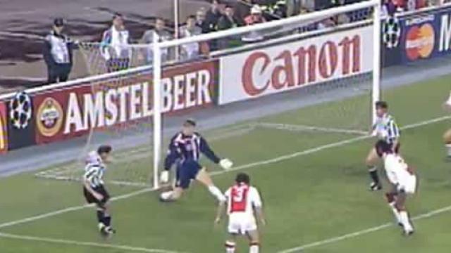 UEFA recorda assistências magistrais de Zidane ao serviço da Juventus
