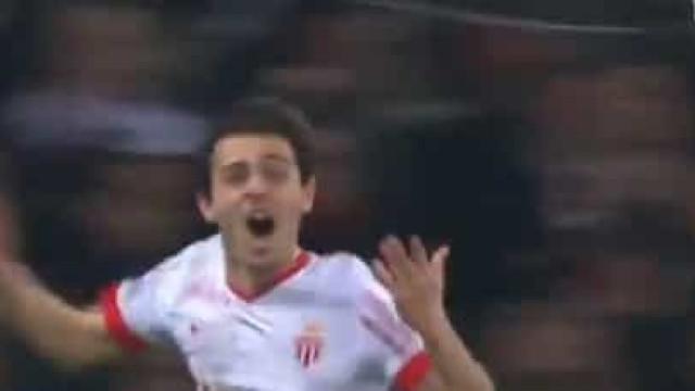 AS Monaco elege os cinco melhores golos de Bernardo Silva