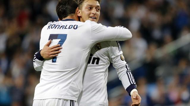 """""""Lembro-me como CR7 ficou furioso com a direção do Real Madrid..."""""""