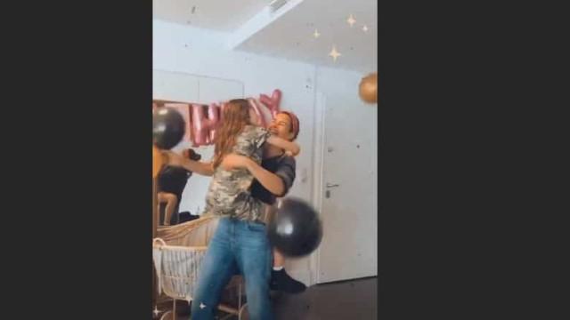 Vídeo. Foi assim a festa de aniversário da filha de Cláudia Vieira