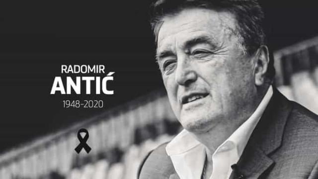 Morreu Radomir Antic, histórico treinador do Atlético de Madrid