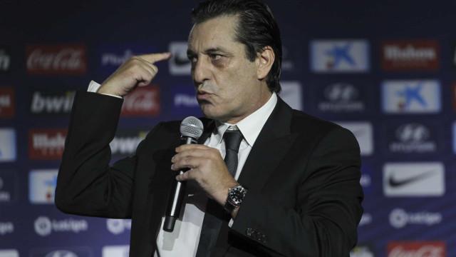 A reação de Futre à saída do Atlético de Madrid da Champions