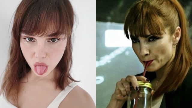 Filipa Areosa comparada a personagem de 'La Casa de Papel'