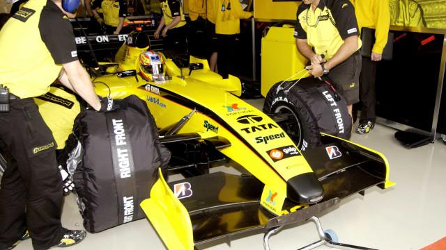 A desclassificação na F1 que nunca chegou. A revelação de Tiago Monteiro