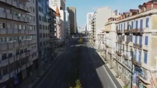 "É esta a Lisboa da Covid-19. Pandemia ""obrigou a cidade a reagir"""