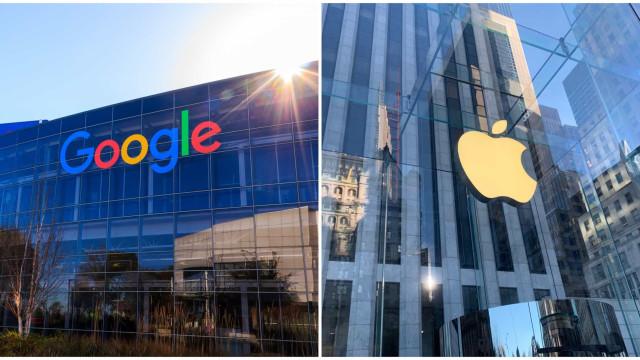 Google e Facebook uniram-se para fazer frente à Apple
