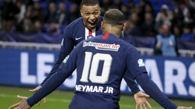 Mbappé e Neymar em queda... mas ninguém lhes toca: Os milhões da Ligue 1