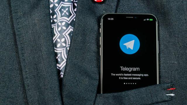 Telegram remove site de Navalny, opositor de Putin