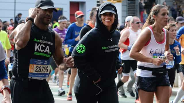Dia Mundial da Corrida: Eis as celebridades que adoram correr