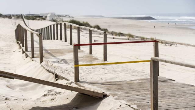 Divulgadas listas de mais de 200 praias com lotação máxima em Portugal