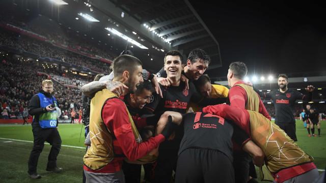 Jogo entre Liverpool e Atlético causou 41 mortes por Covid-19