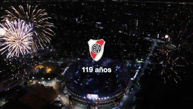 River Plate assinala os seus 119 anos com vídeo arrepiante