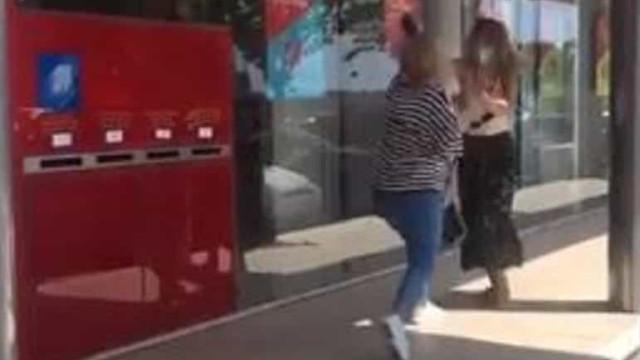 Mulheres envolvem-se em desacato em estação de correios de Gaia