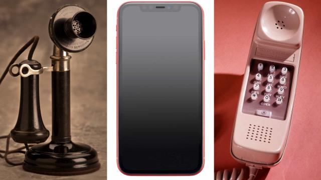 Descubra a história fascinante do telefone