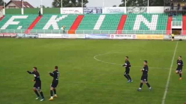 Futebol sérvio voltou e logo com um golo digno de Puskas