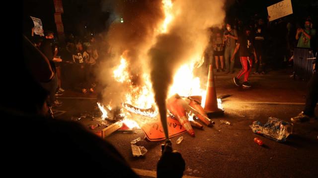 EUA. Um país a 'ferro e fogo' após a morte de George Floyd