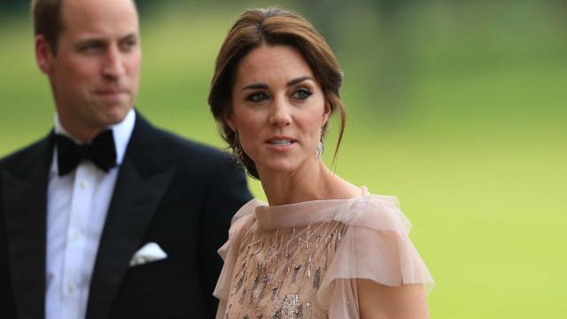 """Palácio """"furioso"""" com ataque a Kate Middleton. Medidas foram tomadas"""