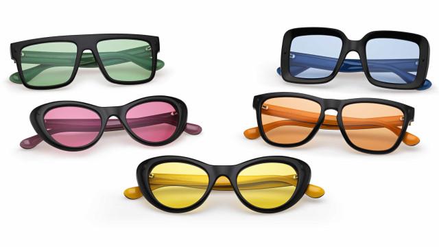 Havaianas apresentam coleção de óculos para 'arrasar' ao sol