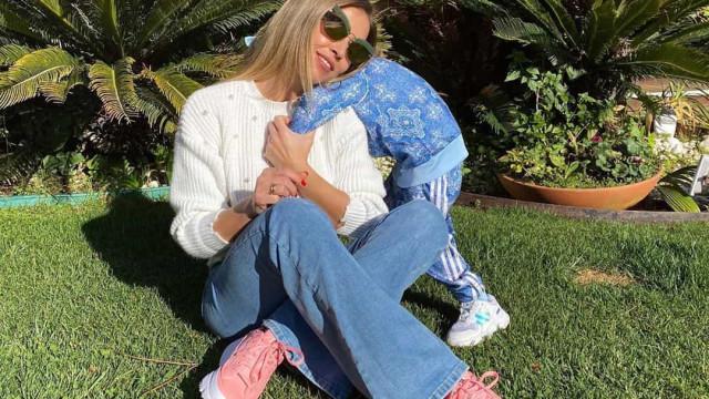 """Laura Figueiredo partilha """"ideias para 'ginástica' com os filhos"""""""