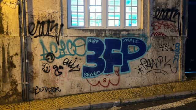 """Câmara de Lisboa deixa apelo para que se mantenham as """"paredes limpas"""""""
