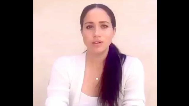 Meghan Markle quebra silêncio sobre morte de George Floyd