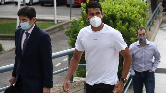 Diego Costa condenado por fraude fiscal, garante o El Mundo