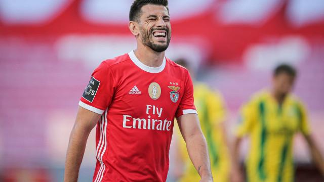 Tondela apaga a 'Luz' e deixa Benfica sem liderança isolada
