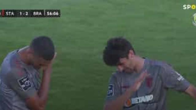 Francisco Trincão combina com Sequeira e faz o 8.º golo da época