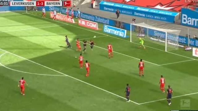 Bayern Munique voltou a golear e Lewandowski não ficou em branco