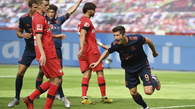 Atenção, CR7 e companhia: Lewandowski isola-se na luta pela Bota de Ouro