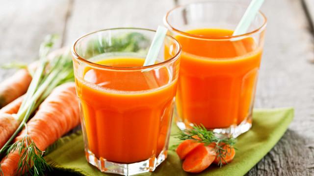 Perda de peso, colesterol... Os incríveis benefícios das cenouras