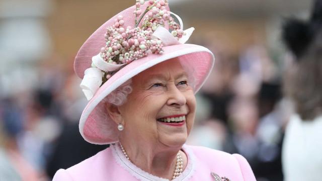 Rainha Isabel II felicita aquela que é conhecida como a sua nora favorita
