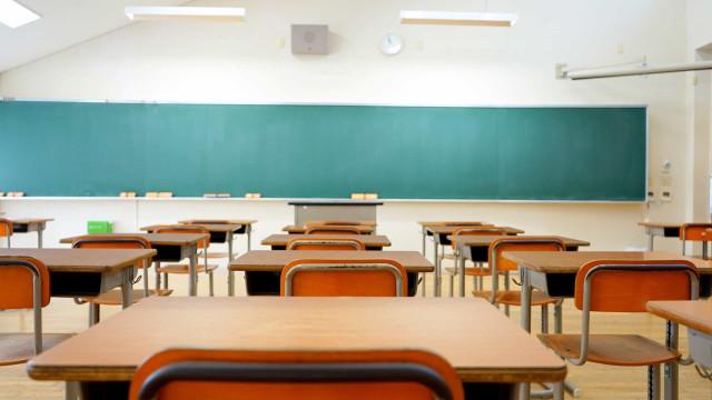 """Aulas do 1.º ciclo em escola de Lisboa suspensas """"nos próximos dias"""""""