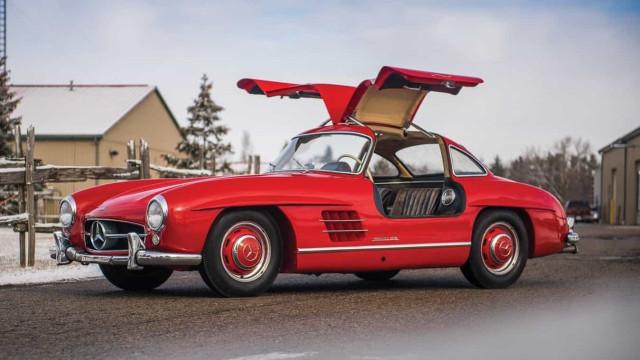 'Clássicos e velozes': Exposição traz os recordistas da velocidade