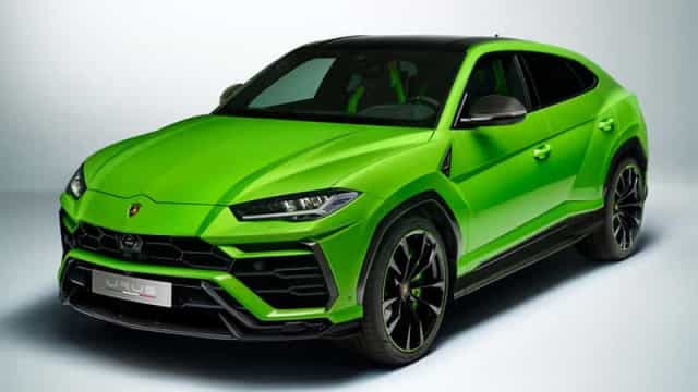 Lamborghini revela o novo Urus Pearl Capsule e o preço não é para todos