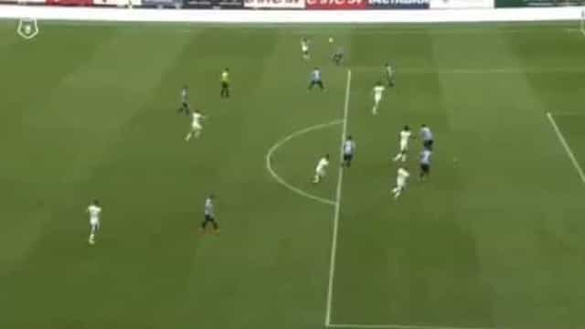 A assistência mágica de João Mário que valeu o empate ao Lokomotiv