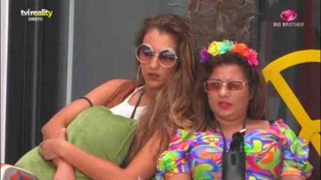 'Big Brother': Sandrina confidencia a Iury porque tem medo de namorar