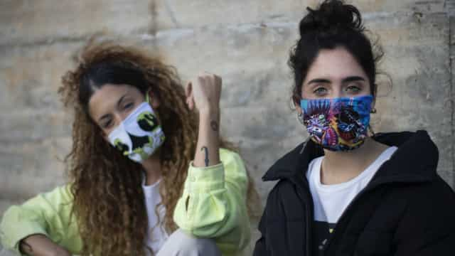 Because Art Matters: Chegou a coleção mais cool de máscaras reutilizáveis