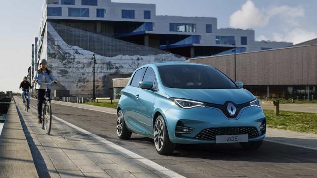 Renault Zoe estabelece recorde de encomendas e vendas em junho
