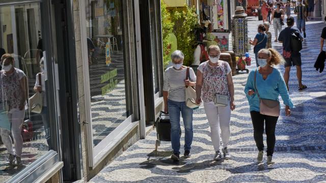 Covid-19: Portugal com mais 7 mortes e 413 novos casos