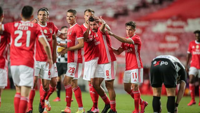 Águias voltaram a sorrir. As melhores imagens do Benfica-Boavista