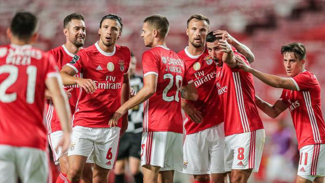 Benfica volta às vitórias frente ao Boavista no pós-Lage