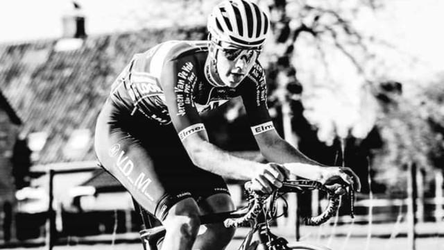 Ciclista de apenas 20 anos morre de ataque de coração durante prova