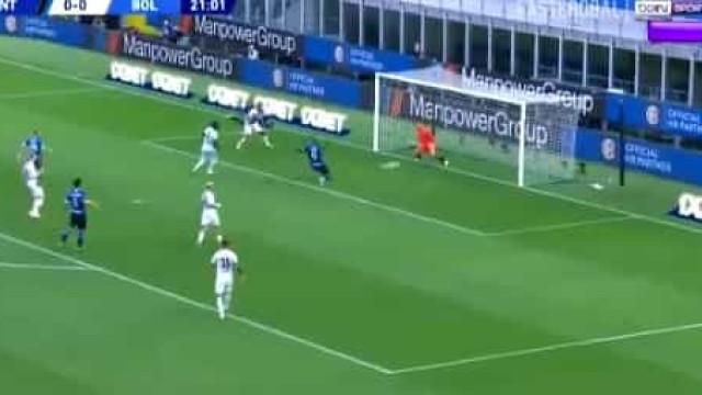 Foi assim que Lukaku chegou aos 20 golos na Serie A