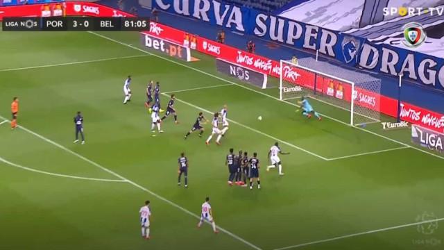 Fábio Vieira estreia-se a marcar pela equipa principal do FC Porto