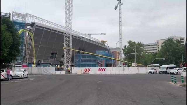 Após meses de obras, assim está o Santiago Bernabéu