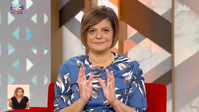 """Indignada, Júlia Pinheiro deixa recado: """"O senhor não é uma pessoa"""""""